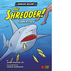 Cover: The Shredder!