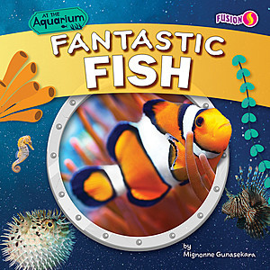 Cover: Fantastic Fish