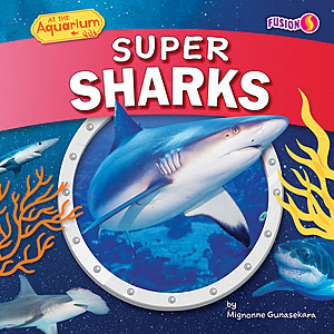 Cover: Super Sharks