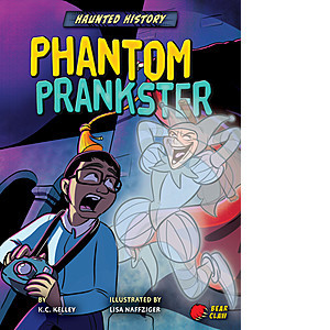 Cover: Phantom Prankster