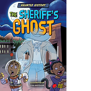 Cover: The Sheriff's Ghost
