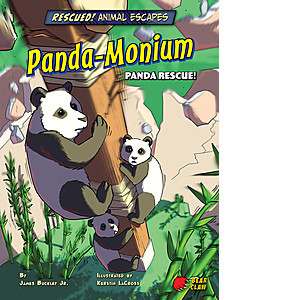 Cover: Panda-Monium