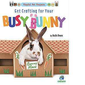 Cover: Get Crafting for Your Busy Bunny