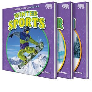 Cover: Seasons of Fun: Winter