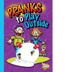 Cover: Pranks to Play Outside