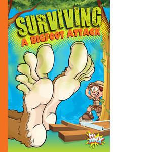 Cover: Surviving a Bigfoot Attack