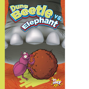 Cover: Dung Beetle vs. Elephant