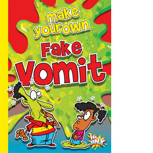 Cover: Make Your Own Fake Vomit