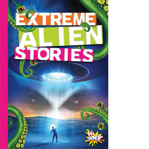 Cover: Extreme Alien Stories