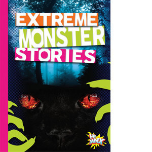 Cover: Extreme Monster Stories
