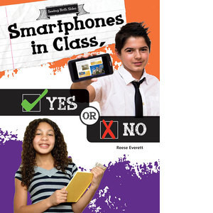 Cover: Smartphones in Class, Yes or No