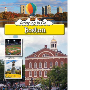 Cover: Dropping In On Boston