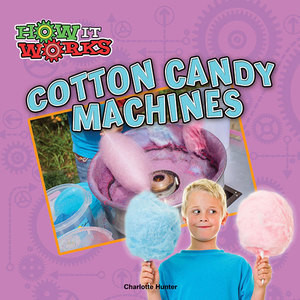 Cover: Cotton Candy Machines
