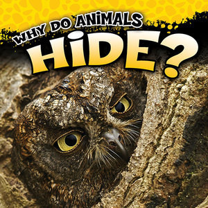 Cover: Why Do Animals Hide?