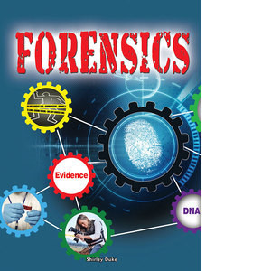 Cover: STEAM Jobs in Forensics