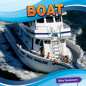 Cover: Boat