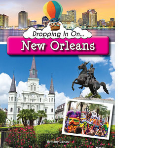 Cover: Dropping In On New Orleans