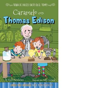 Cover: Caramelo con Thomas Edison