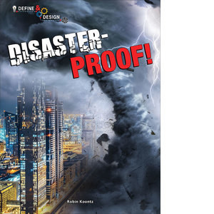 Cover: Disaster-proof!