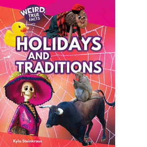Cover: Holidays and Traditions