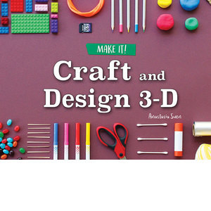 Cover: Craft and Design 3-D