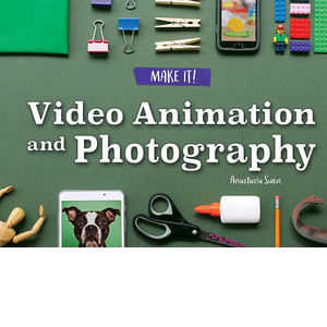 Cover: Video Animation and Photography