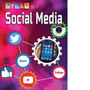 Cover: STEAM Jobs in Social Media