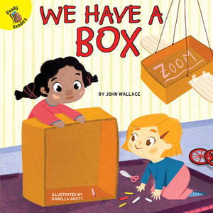 Cover: We Have a Box