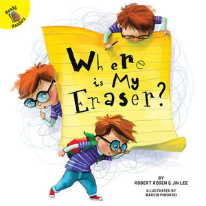 Cover: Where is My Eraser?