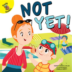 Cover: Not Yet!