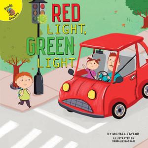 Cover: Red Light, Green Light