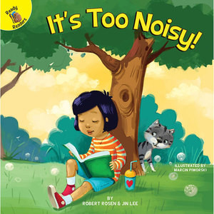 Cover: It's Too Noisy!