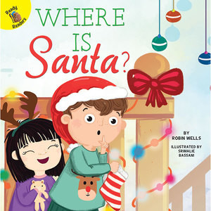 Cover: Where is Santa?