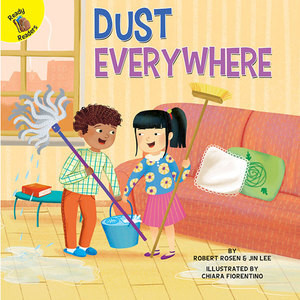 Cover: Dust Everywhere