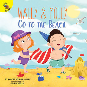 Cover: Wally and Molly Go to the Beach