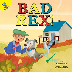 Cover: Bad Rex!