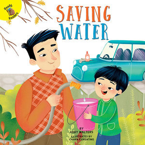 Cover: Saving Water