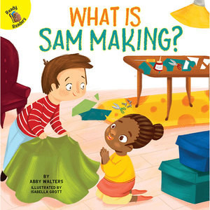 Cover: What is Sam Making?