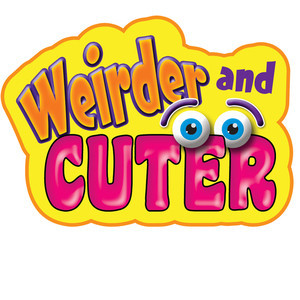 Cover: Weirder and Cuter