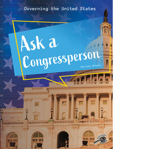 Cover: Ask a Congressperson