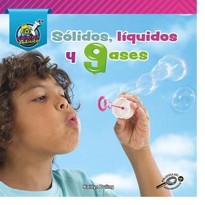 Cover: Sólidos, líquidos, y gases