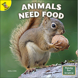 Cover: Animals Need Food