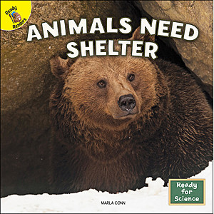 Cover: Animals Need Shelter