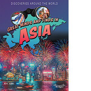 Cover: Great Minds and Finds in Asia