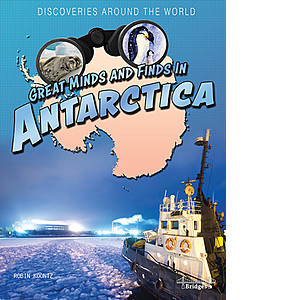 Cover: Great Minds and Finds in Antarctica