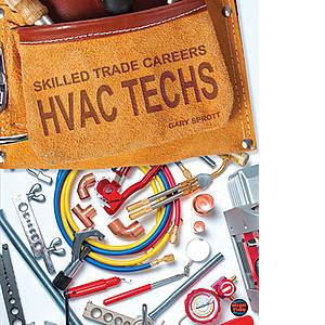 Cover: HVAC Techs