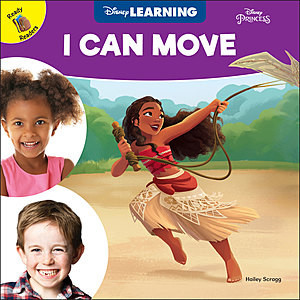 Cover: I Can Move