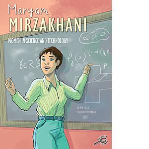 Cover: Maryam Mirzakhani