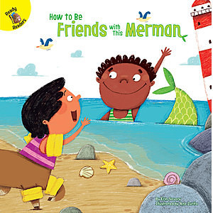 Cover: How to Be Friends with This Merman