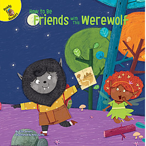 Cover: How to Be Friends with This Werewolf